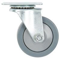 Avantco 360ICFCCASTR 2 3/4 inch Swivel Plate Caster