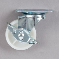 Galaxy 360CFCASTERB 2 inch Swivel Plate Caster with Brake