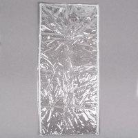 Regency 63 inch Clear 14 Mil Plastic Bun Pan Rack Cover