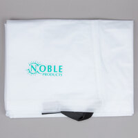 Noble Products 33 inch x 24 inch x 25 inch Translucent Small Vinyl Dish Dolly Cover