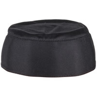 Headsweats 8901-802 COOLCHEF Black Chef Skull Cap