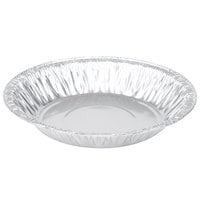D&W Fine Pack 11600 6 inch x 1 inch Shallow Foil Pie Pan - 1000/Case