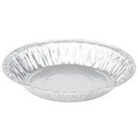 D&W Fine Pack 11600 6 inch x 2 inch Shallow Foil Pie Pan - 1000/Case