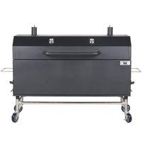 Backyard Pro 60 inch Charcoal / Wood Smoker - Assembled