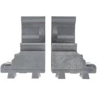Cambro ECC1580 Camshelving Elements Connector Corner - 2/Pack