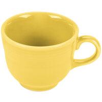 Homer Laughlin 452320 Fiesta Sunflower 7.75 oz. Cup - 12 / Case