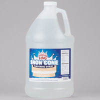 Carnival King 1 Gallon Coconut Snow Cone Syrup