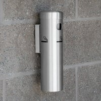 Outdoor Ashtrays And Cigarette Receptacles