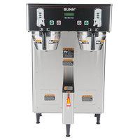 Bunn 34600.0000 BrewWISE Dual ThermoFresh DBC Brewer with Funnel Lock - 120/240V, 6600W