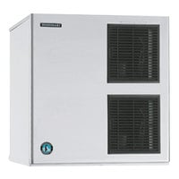 Hoshizaki KM-1100MAH 30 inch Air Cooled Crescent Cube Ice Machine - 1184 lb.