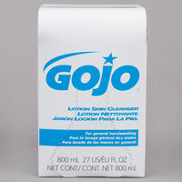 GOJO® 9112-12 800 mL Lotion Skin Cleanser - 12/Case