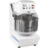 Globe GSM175 175 lb. Spiral Dough Mixer - 208V, 3 Phase