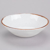 GET B-18-RM Rustic Mill 16 oz. Irregular Bowl - 12/Case