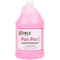 Noble Chemical Pan Pro I 1 Gallon Pot &amp&#x3b; Pan Soap - 4/Case
