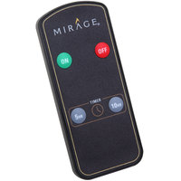 Sterno Products 60166 Mirage Flameless Flickering LED Candle Remote Control