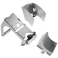 Edlund K35602 Pusher Assembly for 350XL Series Fruit and Vegetable Slicers - 1/4 inch Slices
