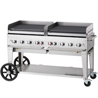 Crown Verity MG-60NG 60 inch Portable Outdoor Griddle