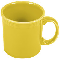 Fiesta Tableware from Steelite International HL570320 Sunflower 12 oz. China Java Mug - 12/Case
