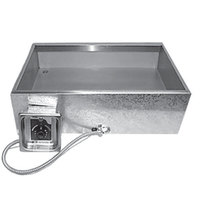 APW Wyott FW-2026D Bottom Mount Hot Food Well with Drain - 208/240V