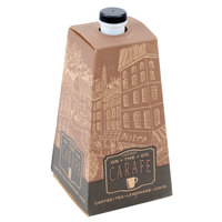 Southern Champion 0196 On-the-Go 96 oz. Carafe 5 3/4 inch x 5 3/4 inch x 11 7/8 inch   - 16/Case