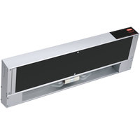 Hatco GRAIHL-36 36 inch Glo-Ray Single Infra-Black Strip Warmer with Lights and Remote Controls - 120/208V, 980W