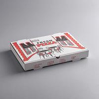 Choice 17 inch x 12 inch Corrugated Pizza Box - 50/Case