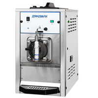 Spaceman 6450 1 Bowl Slushy / Granita Stainless Steel Frozen Drink Machine - 120V