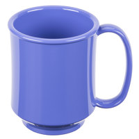 GET SN-104-PB Healthcare 8 oz. Peacock Blue Tritan Mug - 24/Case