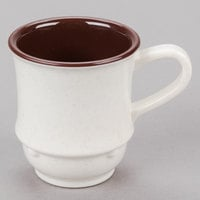 GET TM-1208-U Ultraware 8 oz. SAN Plastic Stacking Mug - 24/Case