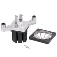 Vollrath 15080 Redco InstaCut 8 Section Core T-Pack for Vollrath Redco InstaCut 3.5 Wall Mount