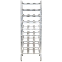 Regency CANRK162 Full Size Stationary Aluminum Can Rack for #10 and #5 Cans