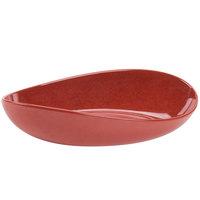 GET B-65-CHI Osslo 2 Qt. Chili Oval Melamine Bowl - 6/Case