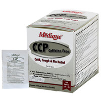Medique 10533 CCP Caffeine Free Headache and Sinus Congestion Tablets   - 100/Box