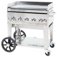 Crown Verity MG-36 Natural Gas 36 inch Portable Outdoor Griddle