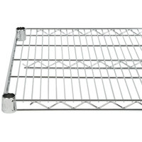 Regency 21 inch x 54 inch NSF Chrome Wire Shelf