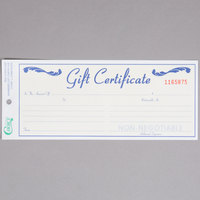 Choice Gift Certificate with Envelope - 25/Pack