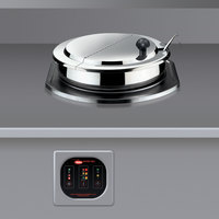 Hatco RHW-1B 11 Qt. Single Drop-In Round Heated Food Well