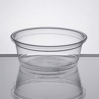 Choice 1.5 oz. Clear Plastic Souffle Cup / Portion Cup - 2500/Case