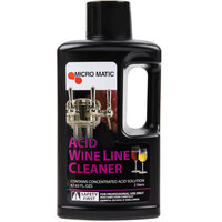 Micro Matic MM-WA68 68 oz. Acid Wine Line Cleaner