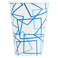 Choice 12 oz. Poly Paper Cold Cup - 50/Pack