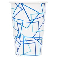 Choice 16 oz. Poly Paper Cold Cup - 50/Pack