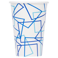 Choice 10-12 oz. Poly Paper Cold Cup   - 2000/Case