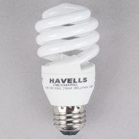 Havells 5031201 13 Watt (60 Watt Equivalent) Full Spiral Compact Fluorescent Light Bulb - 120V (CFL T2 Full)