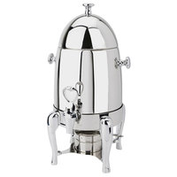 Eastern Tabletop 3131 Ballerina 1.5 Gallon Bullet-Shaped Stainless Steel Coffee Chafer Urn