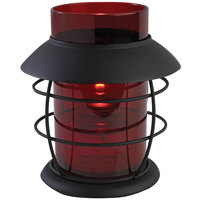 Sterno Products 80398 Hyannis 5 1/2 inch Red Lamp