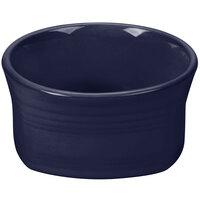 Homer Laughlin 922105 Fiesta Cobalt Blue 20 oz. Square Bowl - 12/Case