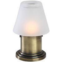 Sterno Products 80378 Darby 5 3/4 inch Bronze Lamp