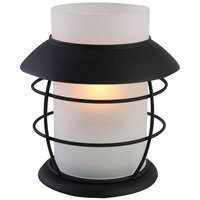 Sterno Products 80396 Hyannis Outdoor 5 1/2 inch Frost Lamp
