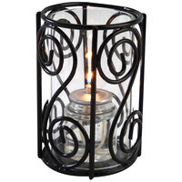 Sterno Products 80490 Swirl 4 inch Clear Lamp