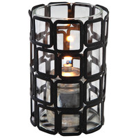 Sterno Products 80424 Manhattan 4 inch Clear Lamp